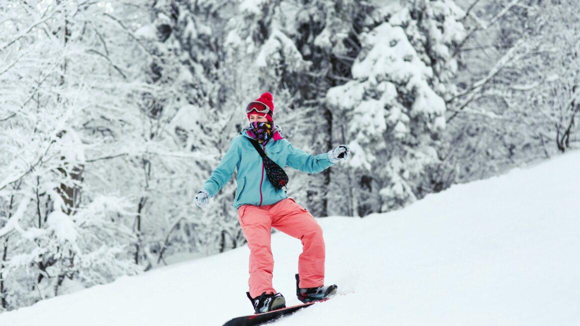 Srážka na lyžích: co dělat a kdo mi škodu zaplatí?